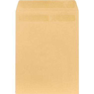 Staples Self-Sealing Catalog Envelopes, 10