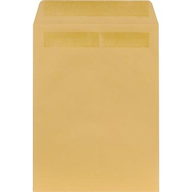 Staples Kraft Self-Sealing Catalog Envelopes, 9