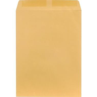 Staples Kraft Catalog Envelopes, 12
