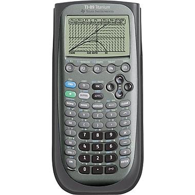 Texas Instruments TI-89 Graphing Calculator, Titanium