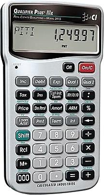 Calculated Industries Qualifier Plus IIIX