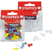 Staples® Push Pins