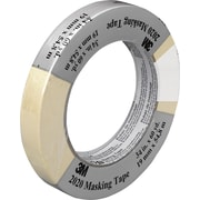 "Scotch® Commercial-Grade Masking Tape .70"" x 60 Yards Natural-Colored Crepe (2020-75A-BK)"
