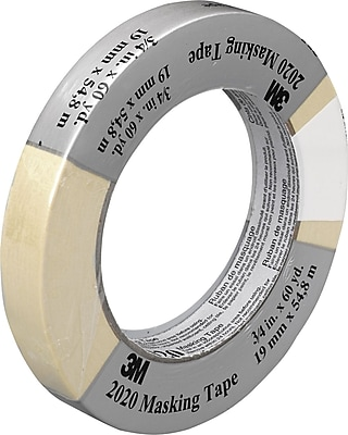 Scotch® Commercial-Grade Masking Tape for Production Painting, .70