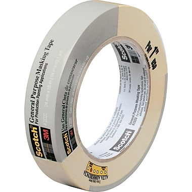 3M Scotch® Commercial-Grade Masking Tape .94