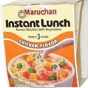 Maruchan® Chicken Soup, 2.25 oz. Packs, 12 Packs/Box