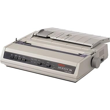 OKI® ML186 Parallel Dot-Matrix Printers