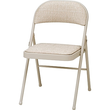 Sudden Comfort™ Folding Chairs, 4/Pack
