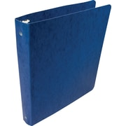 "1"" Acco® Presstex® Binder with Round Rings, Dark Blue"