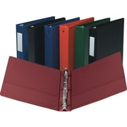 "3"" Avery® Economy Binders with Label Holder and Round Rings"