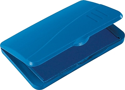 2000 Plus® Premium Gel-Based Stamp Pad, Blue