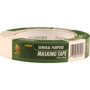 "Duck® Masking Tape .94"" x 60 Yards"