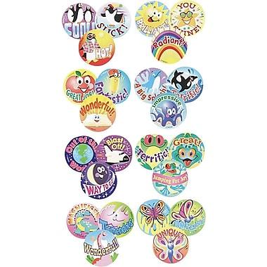 Stinky Stickers Praise Words Jumbo Pack
