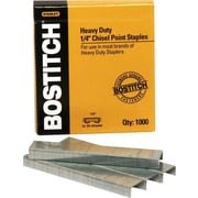 Stanley Bostitch® Heavy-Duty Premium Staples , 1/4""