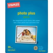 Staples® Photo Plus Paper