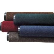 Apache Mills Olefin® Carpet Mat, 4' x 6' Charcoal