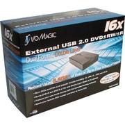 I/O Magic External 16x8x16x DVD +-RW/+-R USB 2.0 Dual Format/DL Drive
