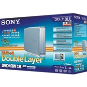 Sony Double Layer External DVD Drive