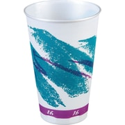 SOLO® Trophy® Jazz® Foam Cups, Hot & Cold, 16 oz., 750/Case