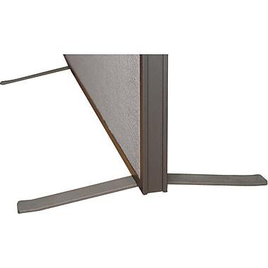Bush Business Furniture ProPanels Single Panel Foot Kit, Taupe (PH99599-03)