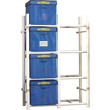 Bin Warehouse 8-Tote Storage System