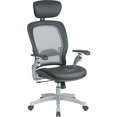 Office Star Professional Air Grid Deluxe Task Chair office star office chairs | staples