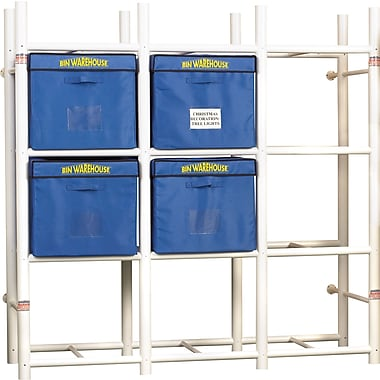 Bin Warehouse 12-Tote Storage System