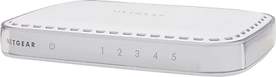 NETGEAR GS605NA 5-Port Gigabit Ethernet Switch