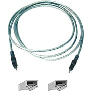 Belkin IEEE 1394 FireWire  Compatible Cable (4-pin/4-pin)  6 foot