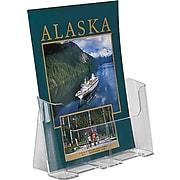 "Staples® Magazine Size Literature Holder, 10 3/4""x 9 1/4"" x 3 3/4"", 7/Pack (28182)"