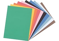 Pacon Tru-Ray Construction Paper 12' x 9', Assorted (103031)