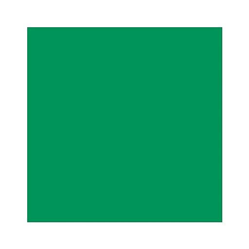 "Pacon® Art Paper Roll 36"" x 1000'L, Green"
