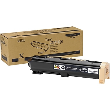 Xerox Phaser 5500 Black Toner Cartridge (113R00668)