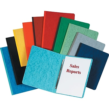 Oxford® PressGuard® Report Covers with Fasteners, 8 1/2