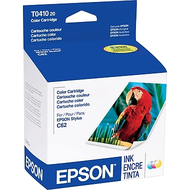Epson 41 Color Ink Cartridge (T041020)
