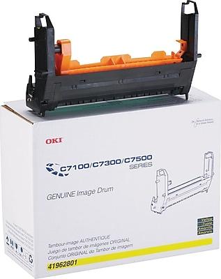 Okidata 41962801 Yellow Drum Cartridge