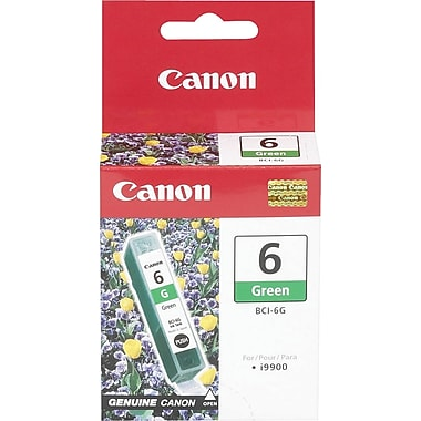 Canon® BCI-6G Green Ink Tank (9473A003)