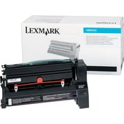 Lexmark Return Program Toner Cartridge, 10B042C, High Yield, Cyan