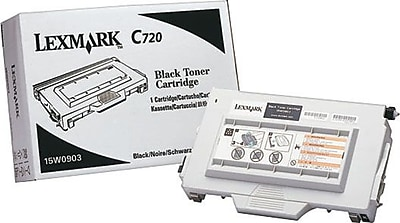Lexmark Black Toner Cartridge (15W0903)