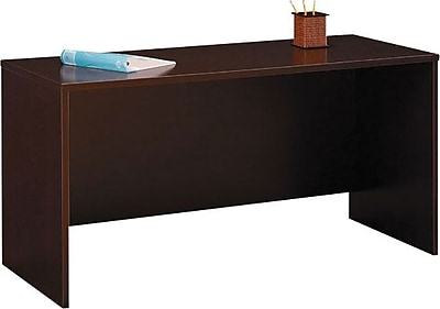 Bush Business Furniture Series C 36W 2 Drawer Lateral File Cabinet - Installed, Mocha Cherry (XXX WC12954CSUFA)