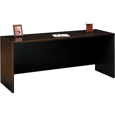 Bush – Bureau/bahut/retour de la collection Business Westfield, cerisier moka