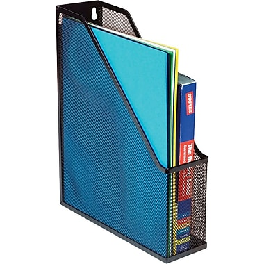 Staples® Metal Mesh Magazine File