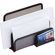 Staples Metal Mesh Letter Holder