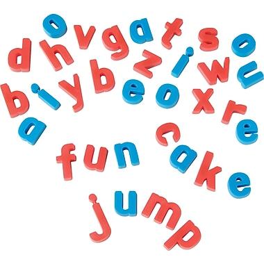 Pacon - Lettres aimantées alphabet minuscule en plastique, 1 1/2 po, 72/pqt (PAC27510)