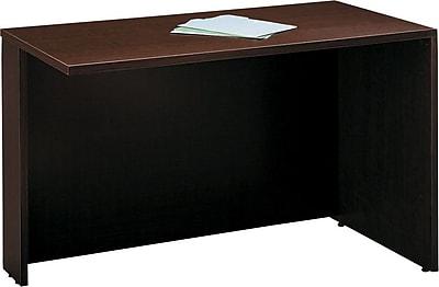 Bush Business Furniture Westfield 48W x 24D Bridge/Return, Mocha Cherry (XXXWC12924FA)
