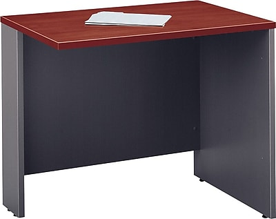 Bush Business Furniture Westfield 36W Return Bridge, Hansen Cherry (WC24418)