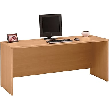 Bush Westfield 72 in Credenza, Danish Oak