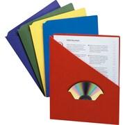 Oxford Recycled Slash Pocket Project Folders