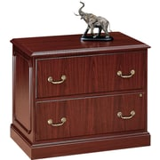 HON® 94000 Series, Lateral File, Mahogany