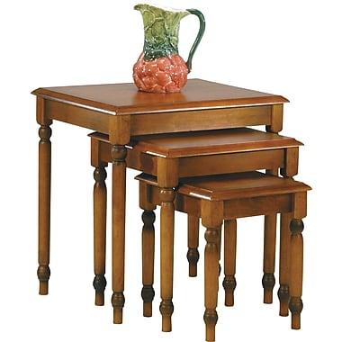 OSP Designs™ Knob Hill Tables